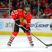 Johnny Oduya Gives The Bird To Chicago; Signs With Dallas Stars