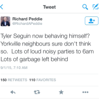 Seguin Gets Chirped By Ex-Leafs CEO
