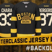"Bruins ""Winter Classic"" Jersey's Are On FIRE!"