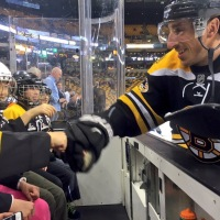 Marchand Has Earned Loui's Money