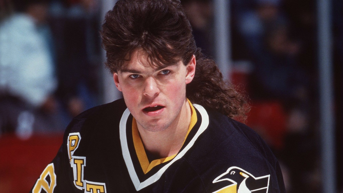 Happy 45th Birthday To All-Time Mullet, Jaromir Jagr