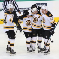 Bruins Porn: Boston Does Dallas