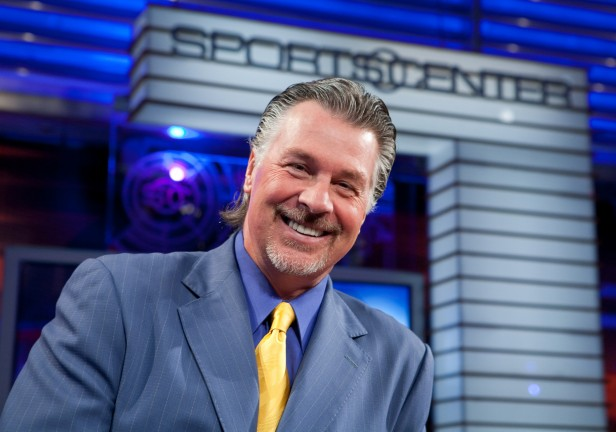 Wednesday, Feb. 4, 2009 -- Bristol, CT -- ESPN NHL analyst Barry Melrose