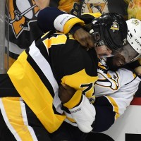 P.K. Subban And Even Malkin Viciously Hugged Each Other Last Night