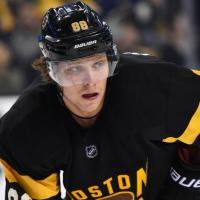 Oh Boy, Now What's Going To Happen With Pastrnak?