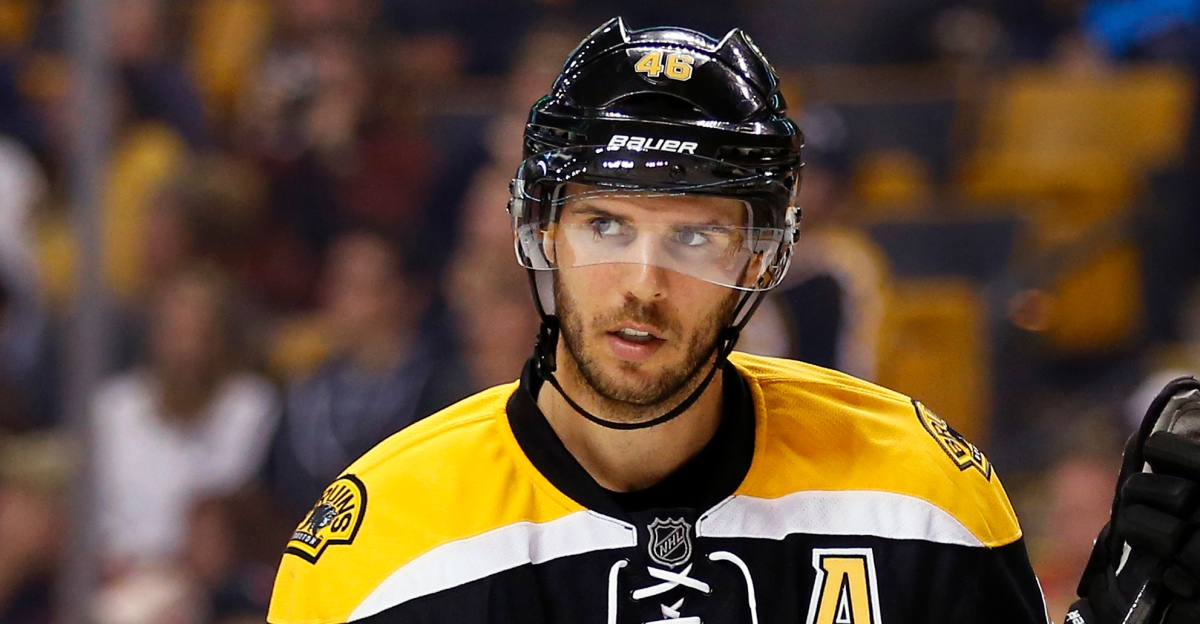 Krejci's Return Could Spark The Power Play