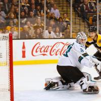 Khudobin And Heinen Lead B's To Victory