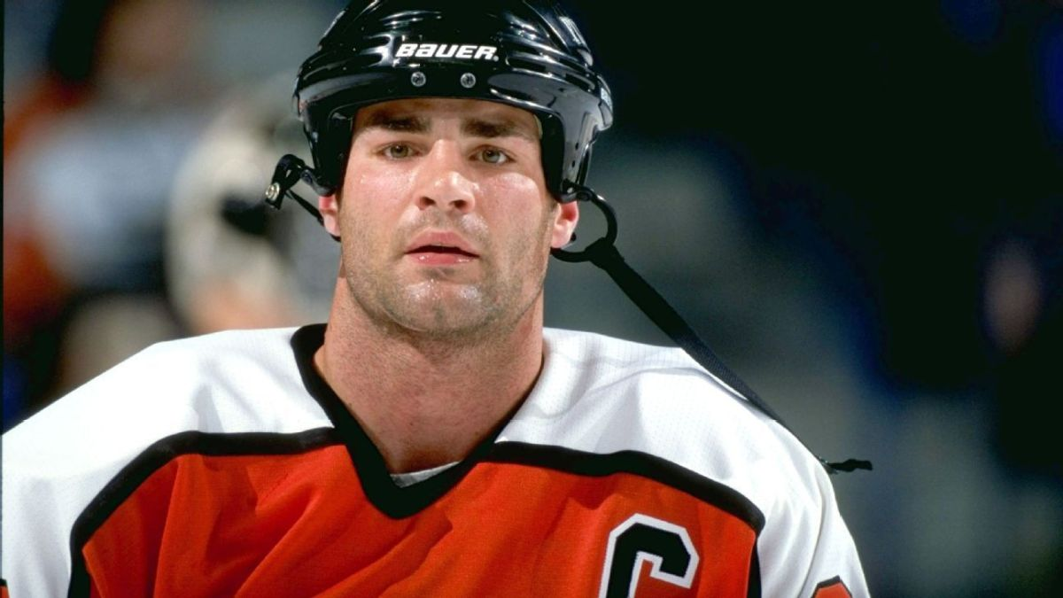 Eric Lindros Made #88